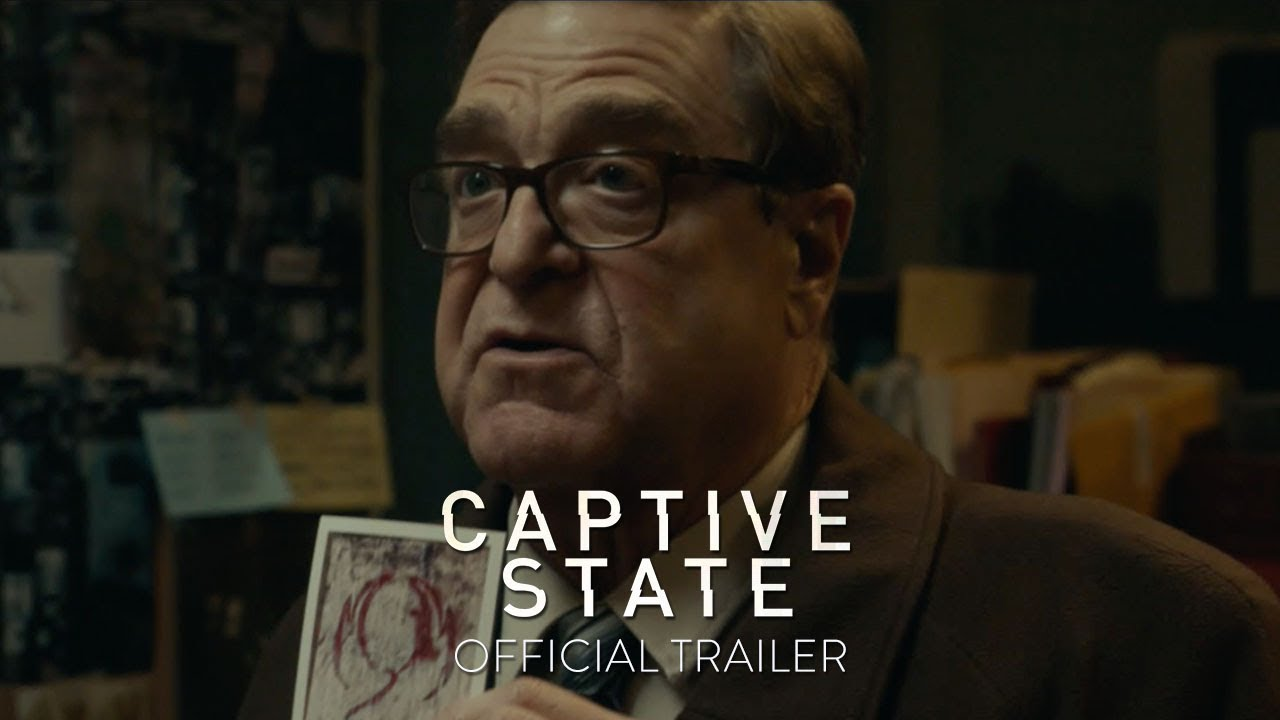 >CAPTIVE STATE - Official Trailer [HD] - In Select Theaters March 2019