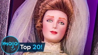 Top 20 Creepiest Things Caught on Live TV