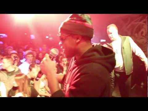 Yung Diggs & $truck Turn Up @ 10 Night Club With Machine Gun Kelly