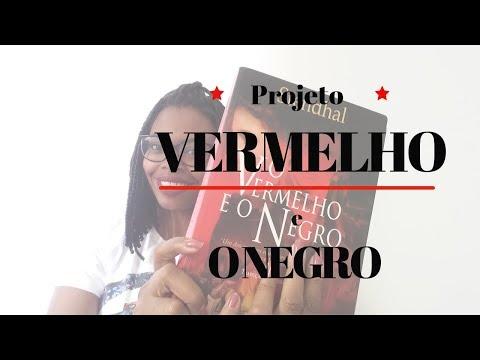 PROJETO DE LEITURA: O VERMELHO E O NEGRO #01 SEM SPOILER