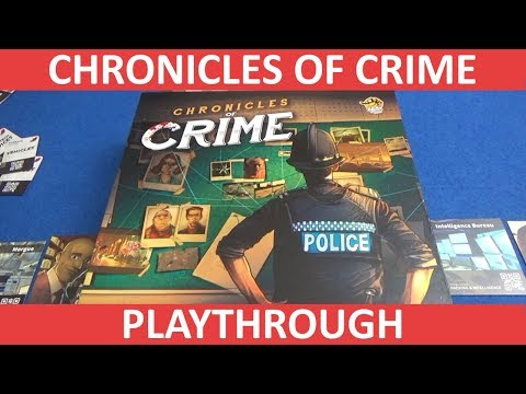 Chronicles of Crime - Playthrough - slickerdrips