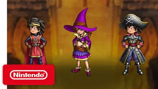 Discover Classes in Dragon Quest VII: Fragments of the Forgotten Past - Episode 3
