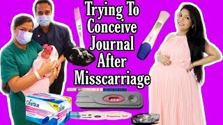 TRYING TO CONCEIVE JOURNEY AFTER MISSCARRIAGE HOW TO CONCEIVE AGAIN FAST Superprincessjo Vlogs