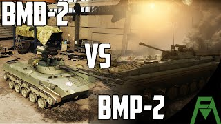 Armored Warfare - BMP-2 vs BMD-2 - What is better?