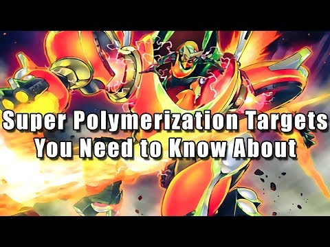 Super Polymerization Targets You Need to Know About