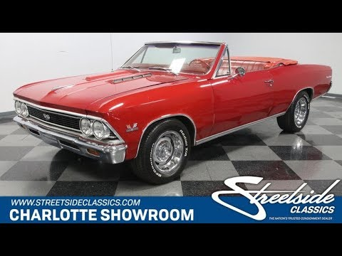 Video of 1966 Chevrolet Chevelle located in North Carolina - PS51