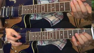 Bethel Music -  Spirit Move Electric Guitar Lead & Rhythm Tutorial