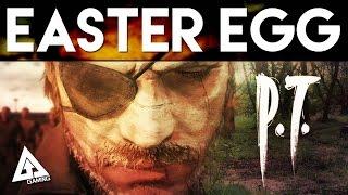 Silent Hills Easter Egg được tìm thấy trong Metal Gear Solid 5 :v....