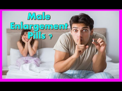 The Best male Enlargement Pills - Does It Really Work?