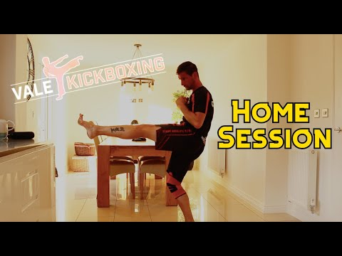 Online Course - Kickboxing Fitness Home Workout - Vale Kickboxing Lesson #1