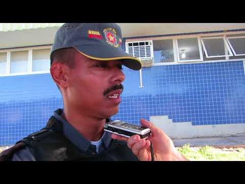 Água Boa 27.02.2018 - Morte do adolescente Ezequiel: Entrevista com Tenente Felipe