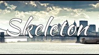 Tails&Inverness - Skeleton feat. Nevve (Lyrics Video)