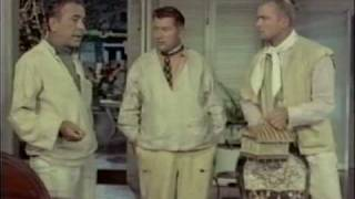 We're No Angels (1955): uncle Andre finds the snake
