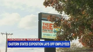 Big E officials lay off part of staff