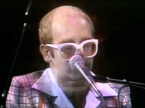 Elton John  I Need You To Turn To  (Edinburgh 1976)