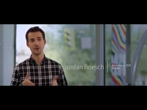 Jordan Boesch, Founder & CEO, 7Shifts youtube video thumbnail