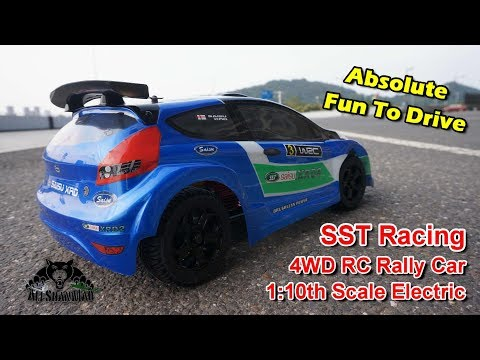 Drive Drift Rally SST Racing Electric RC 4WD Rally Car