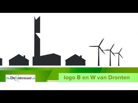 VIDEO | B en W lijken Dorpsbelangen Swifterbant te provoceren met windmolens op logo