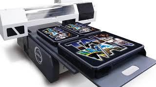 APEX DTG6090 桌上型紡織數位印刷機 │ 紡織成衣直噴機淺色衣服噴印時間【Textile Printer】Print on T-shirt