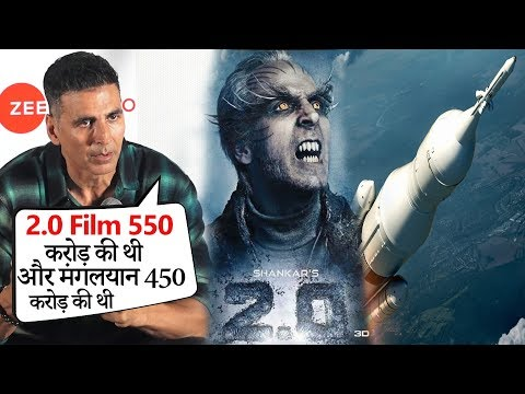 Akshay Kumar Proud Indian Moment - Shares Reason Behind Doing Mission Mangal