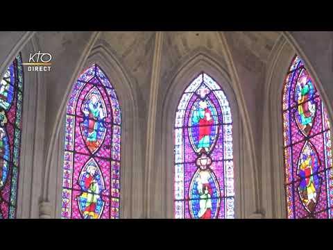 Vêpres du 5 octobre 2021 à Saint-Germain-l'Auxerrois