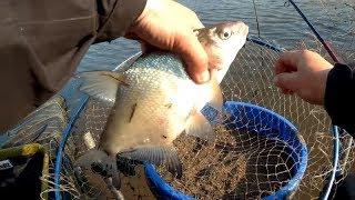 Рыбалка в апреле и мое водохранилище