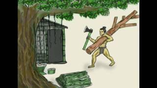 Sự Tích Nguyệt Quế Trên Cung Trăng - Truyện Cổ Tích Trung Hoa