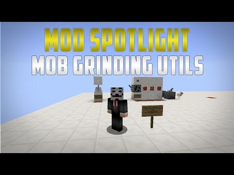 Mod Spotlight - Mob Grinding Utils