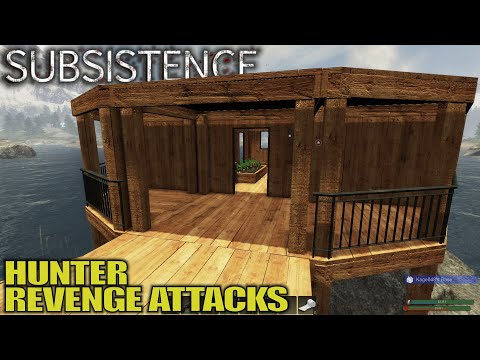 Awesome Building Techniques | Subsistence Survival Gameplay | E09