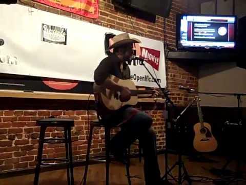 Trey Tucker - Live At Loosey's Thursday Jan 5th 2012
