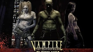 Vampire The Masquerade Bloodlines Dev0lved ENB graphics enchantment