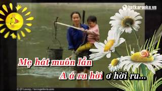 Me Yêu Con – MIDI Karaoke