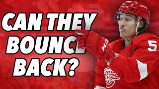 What Can We Expect From The Detroit Red Wings Next Season?