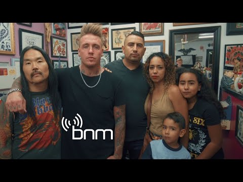 Papa Roach - American Dreams (Official Video)