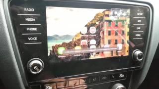MirrorLink + Samsung S7 Bolero Octavia A7 FL