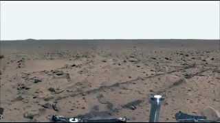 Голубое небо на Марсе! NASA хотела скрыть Истенные фото!