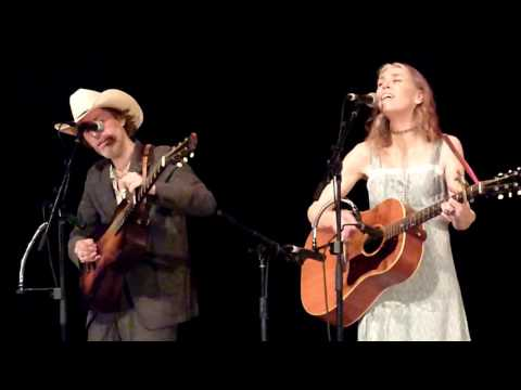 Pocahontas - Gillian Welch and Dave Rawlings - Enmore Theatre, Sydney 9-2-2016