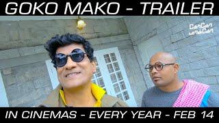 Goko Mako - Moviebuff Trailer 01 | Dhanusha, Ram Kumar | Arun Kanth | Chaams