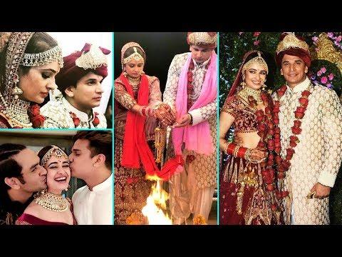 Prince Narula And Yuvika Chaudhary GRAND WEDDING Full Video