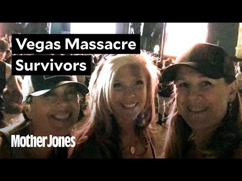 Las Vegas Massacre Survivors Recount Horror