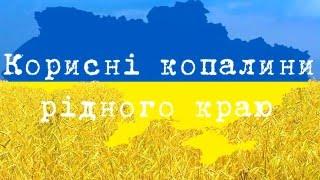 Реферат (проект) корисні копалини України