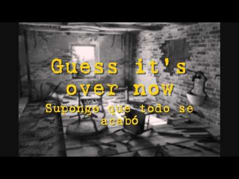 Alice in Chains - Over Now - Subtitulada en español e inglés