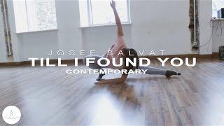 Dance Intensive 11| Josef Salvat - Till I Found You by Anna Konstantinova |VELVET YOUNG DANCE CENTRE