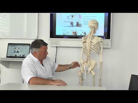 Osteochondrose wie man sitzen