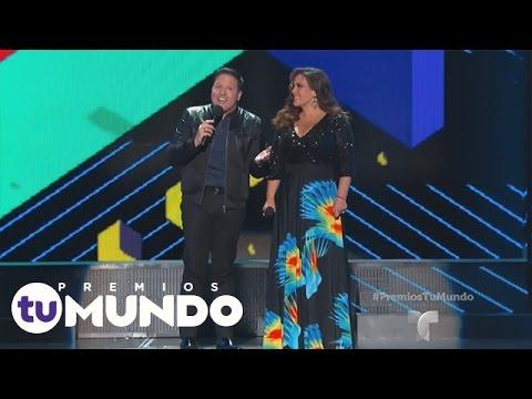 Olga Tañon prende el escenario! | Premios Tu Mundo 2015 | Entretenimiento