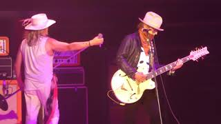 """""""Long Time Coming & Going On & Southern Girls"""" Cheap Trick@Hershey, PA 7/15/17"""