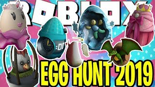 all 52 eggs roblox egg hunt 2019 leaks part 1 part 2 - TH-Clip
