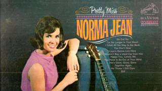 Norma Jean ~ I'm No Longer In Your Heart (Vinyl)