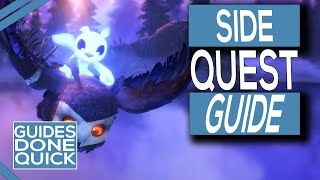 Ori And The Will Of The Wisps Hand To Hand Quest Guide