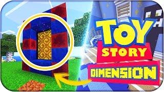 Minecraft Como Hacer Portal A La Dimension De Bob Esponja Portal Sin
